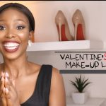 Valentine's Day Make-up Look